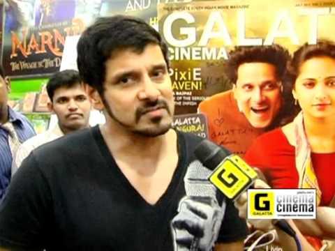 Actor Vikram speaks about Deiva Thiirumagal