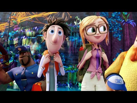 Cloudy with a Chance of Meatballs 2 - Official Trailer #2 (HD)