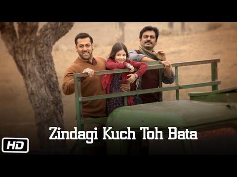 'Zindagi Kuch Toh Bata (Reprise)' VIDEO Song | Salman Khan, Kareena Kapoor | Bajrangi Bhaijaan