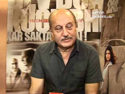 Anupam Kher: 'NEVER played a FATHER like this one!'