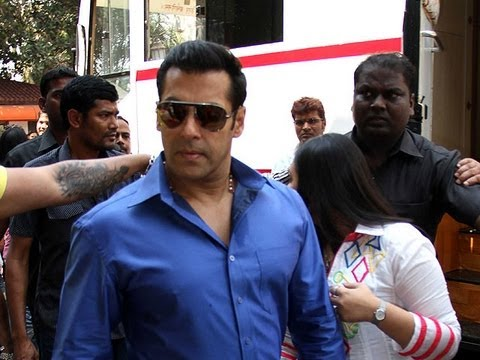 Salman Khan graces music launch of BITTOO BOSS