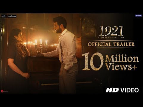 1921 - Official Trailer | Vikram Bhatt | Karan Kundrra | Zareen Khan