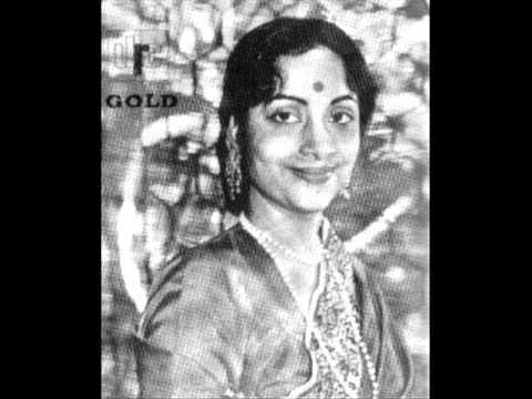 Geeta Dutt: Chal chal chal mere mann : Film - Matalabi Duniya (1961)