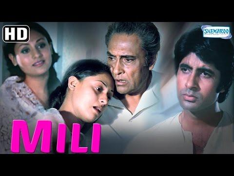 Mili - Amitabh Bachchan & Jaya Bhaduri - Classic Bollywood Full Length Movie - High Quality