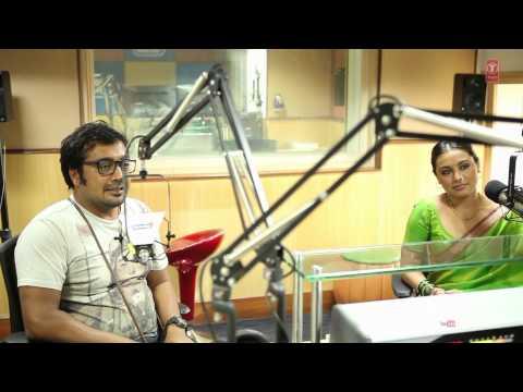 Rani Mukherjee talking about her belly dance in Aiyyaa