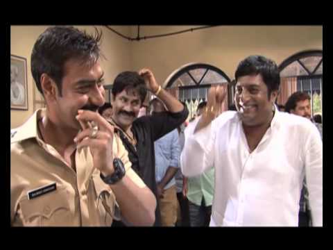 Singham Making - The Essence Of Singham