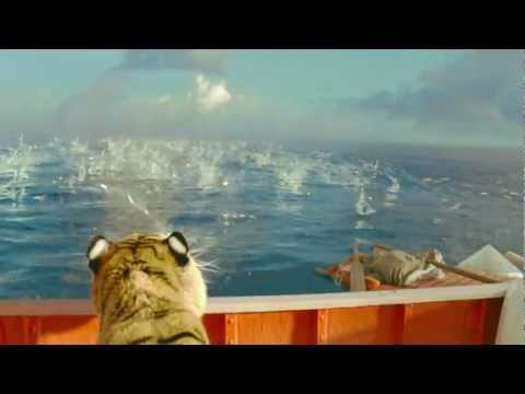 Life Of Pi - Telugu Trailer