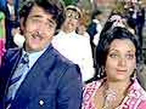 Maa Ne Kaha Tha Beta - Bollywood Song - Randhir Kapoor & Yogita Bali - Chacha Bhatija