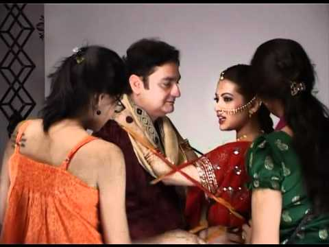 Ria Sen - Vinay Pathak Photo Shoot For Tere Mere Phere