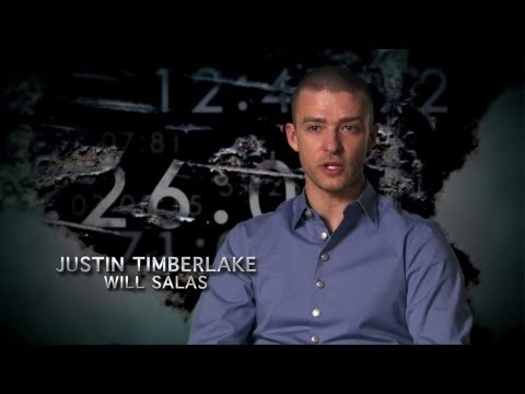 Justin Timberlake Gives A Sneak Peak Into His Role - In Time