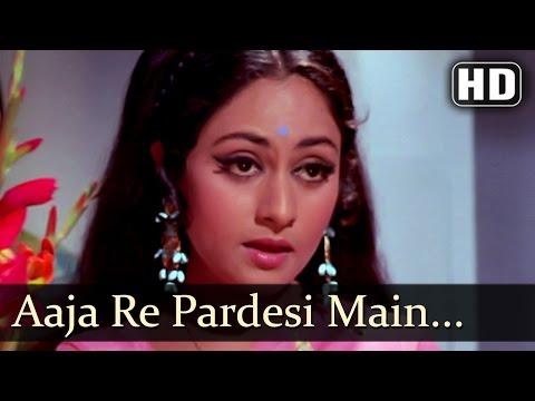 Guddi - Main To Kab Se Khadi - Lata Mangeshkar