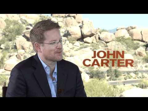 John Carter: Andrew Stanton Interview