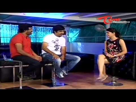 Interview: Ravi Teja & Puri Jagannadh - Devudu Chesina Manushulu