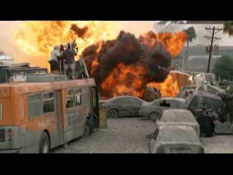 Behind the scenes Part 2 - World Invasion Battle Los Angeles