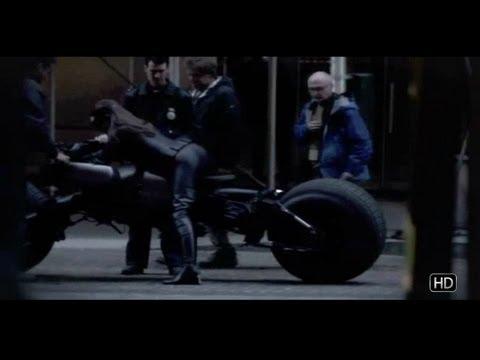 Dark Knight Rises - Riot on Wall Street 12 - clip