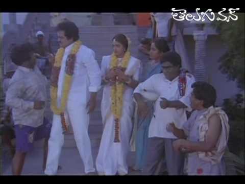 Comedy Scene Between Rajendra Prasad and Babu Mohan