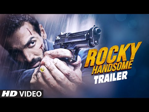 Rocky Handsome Official Trailer