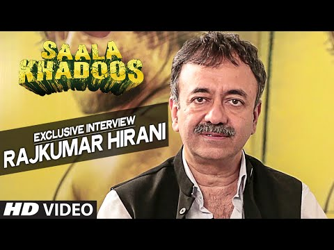 Exclusive Interview: Rajkumar Hirani | SAALA KHADOOS | T-Series