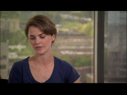 Keri Russell Discusses EXTRAORDINARY MEASURES