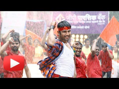 Go Go Govinda - PG Dahi Handi Song Making - Sharad Kelkar, Spruha Joshi, Umesh Kamat!