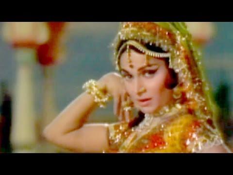 Na Socha Na Samjha - Asha Bhosale, Waheeda Rehman, Shatranj Song