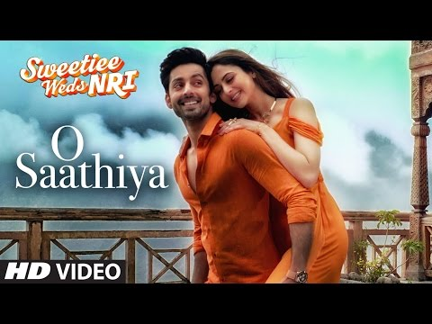 O Saathiya Song | Sweetiee Weds NRI | Himansh Kohli, Zoya Afroz | Armaan Malik, Arko