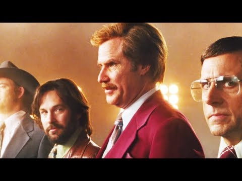 Anchorman 2 - Official Trailer
