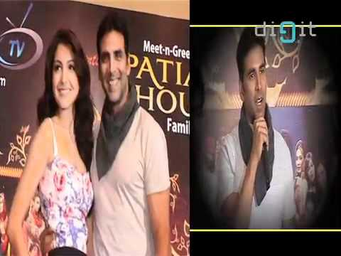 Patiala House,Akshay Kumar Interviews