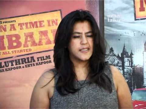 Ekta Kapoor announces sequel on Once Upon a Time in Mumbai