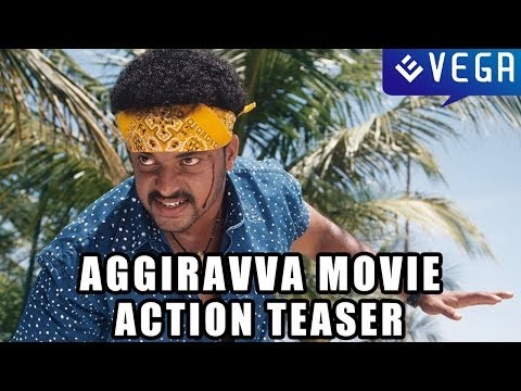 Aggiravva Movie - Action Teaser - Latest Telugu Movie