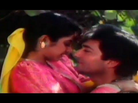 Alkya Yagnik & Kumar Sanu's Classic - Tujh Se Muje Pyar Hai - Geet HQ