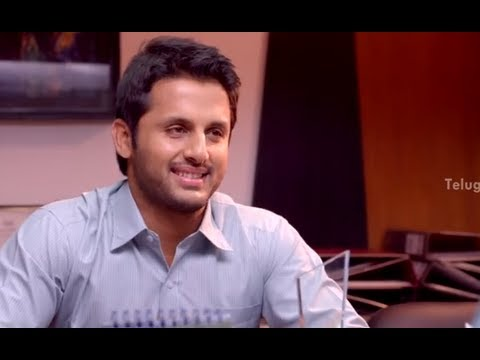 Nithin's Courier Boy Kalyan Movie Trailer HD - Yami Gautam, Gautham Menon