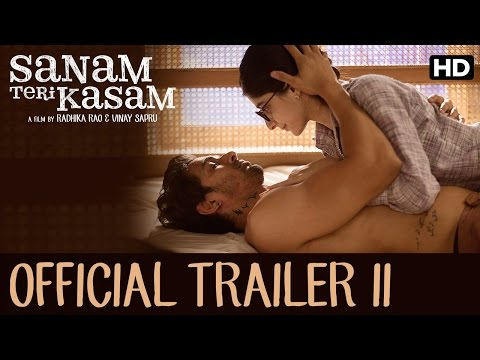 Sanam Teri Kasam Official Trailer 2 with English Subtitle