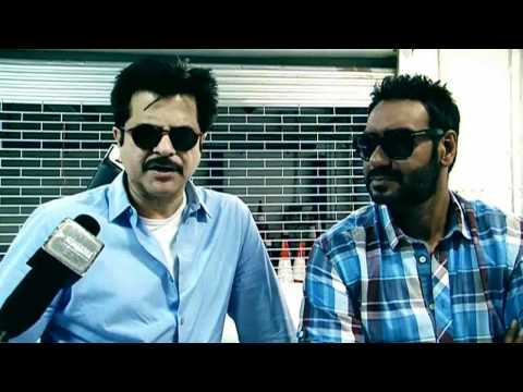 Tezz: Cathing up With Ajay Devgn - Anil Kapoor