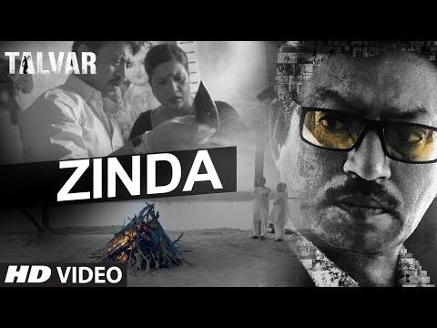 Zinda VIDEO Song - Rekha Bhardwaj | Talvar | T-Series