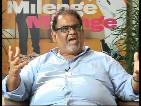 Satish Kaushik on Milenge Milenge