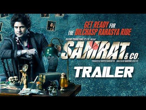 Samrat & Co. - Rajeev Khandelwal - Theatrical Trailer (2014) - Bollywood Suspense Thriller