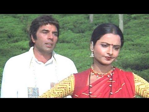 Dharmendra's marriage with Rekha - Ghazab