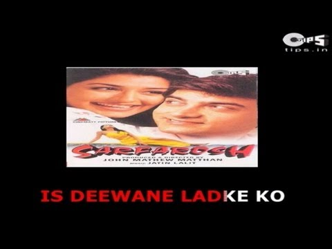 Is Deewane Ladke Ko with Lyrics - Sarfarosh - Aamir Khan & Alka Yagnik - Sing Along