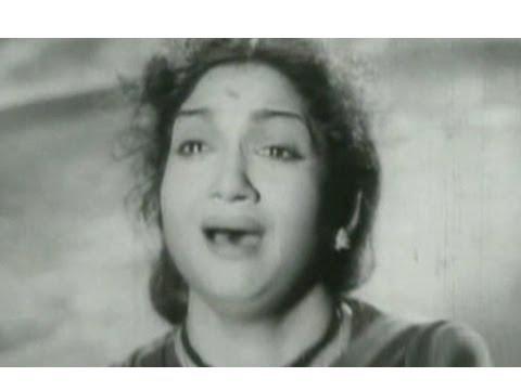 Anjali Devi, Gemini Ganesan - Deva - Manalane Mangayin Bhagyam Tamil Song