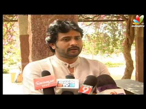 Geethanjali Movie Launch Press Meet   Srinagar Kitty, Nikitha Narayan   Latest Kannada Movie