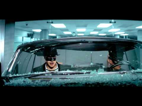 THE GREEN HORNET - In Theaters Near You | HQ
