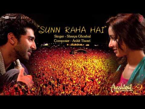 Sunn Raha Hai Na Tu By Shreya Ghoshal Full Song Aashiqui 2 | Aditya Roy Kapur, Shraddha Kapoor
