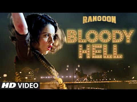 Bloody Hell Video Song | Rangoon