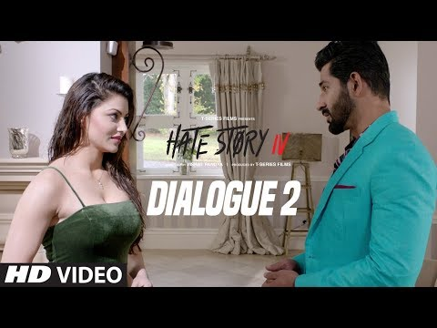 Hate Story IV (Dialogue Promo 2) | Urvashi Rautela Vivan B Karan Wahi | Movie ► Releasing 9th March