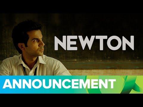 Newton Announcement | Rajkummar Rao - Releasing on 22nd September 2017