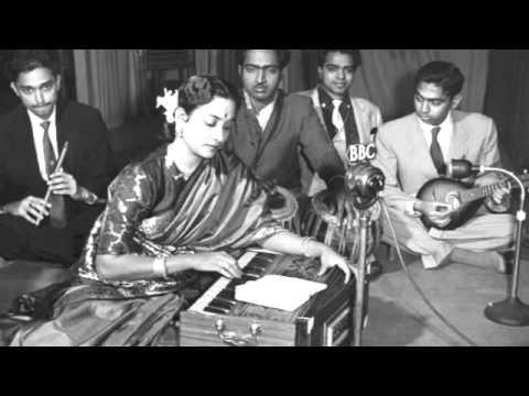 Hari om tatsat: Geeta Dutt , Chitragupta: Film - Sati Nagkanya (1956)