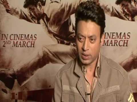 Irrfan Khan on Paan Singh Tomar - Interview