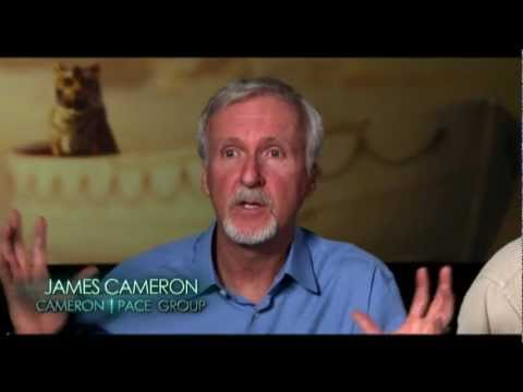 James Cameron Talks About 'Life Of Pi'