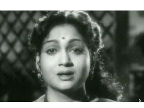 Anjali Devi Tamil Song - Thalelo Thalelo - Manalane Mangayin Bhagyam